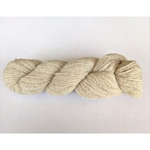 Yarn - Worsted CVMco, Oatmeal Heather