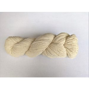 Yarn - Worsted CVMco, Chalk